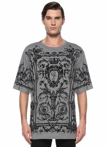Dolce&Gabbana Tişört Gri
